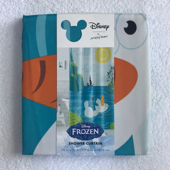 Disney Frozen Olaf Shower Curtain